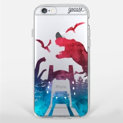 Jurassic Adventure Phone Case