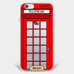 Telephone Phone Case