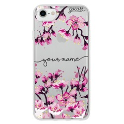 Cherry Blossoms Handwritten Phone Case
