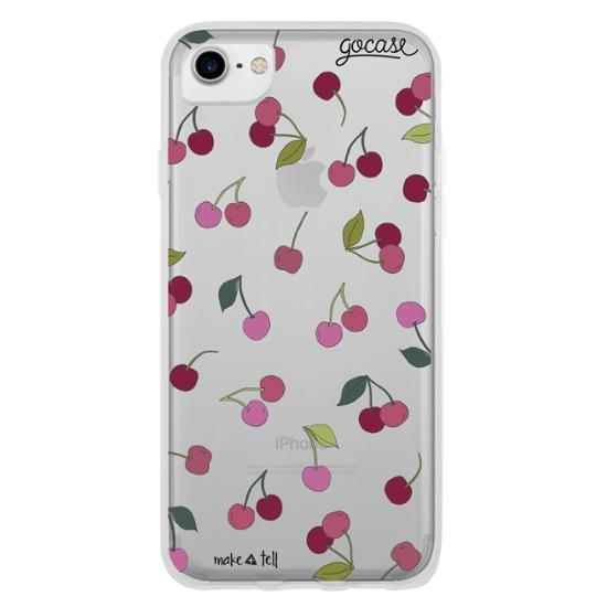 Red Cherries Phone Case