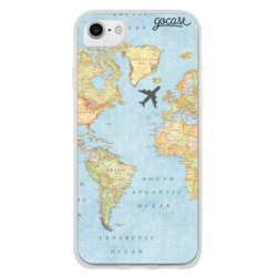 Coque World Map