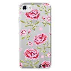 Capinha para celular Rosas