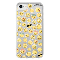 Patches Emojis Phone Case