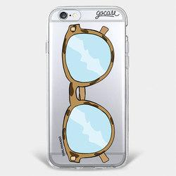 Capinha para celular Óculos Tartaruga