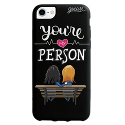 Black Case  Yang Grey Phone Case