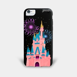 Black Case  Enchanted Castle Phone Case