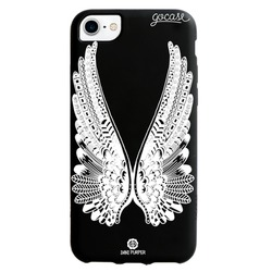 Black Case - Angel Phone Case