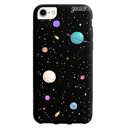 Black Case  Planets Phone Case