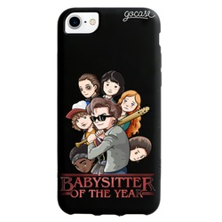 Black Case  Babysitter Phone Case