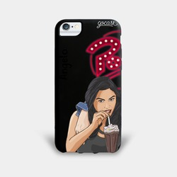 Black Case  Friendship - Veronica Phone Case