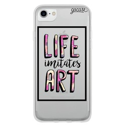 Life and Art Phone Case