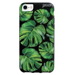 Black Case Tropical Green Phone Case