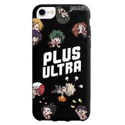Black Case My Hero Academia Phone Case