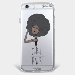 Capinha para celular Girl Power