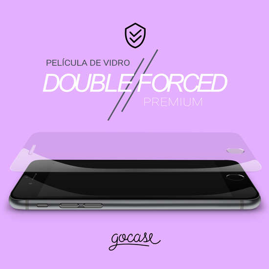 Película de Vidro Double Forced Premium