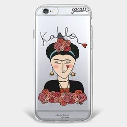 Capinha para celular Frida Flor