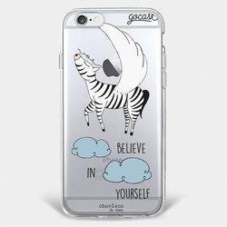 Capinha para celular Zebra Voadora
