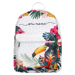 Mochila Gocase Bag - Tucano Tropical Manuscrita