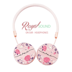 Royal Sound Headphones - Decor Handwritten