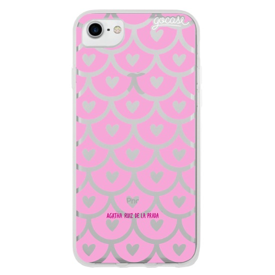 Love Pattern Phone Case