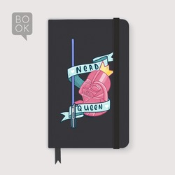 Sketchbook - Nerd Queen