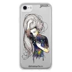 Space Girl Phone Case
