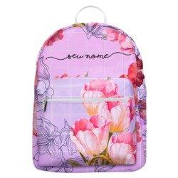 Mochila Gocase Bag - Floral Aquarela Manuscrita