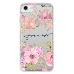 Royale Flowers handwritten Phone Case