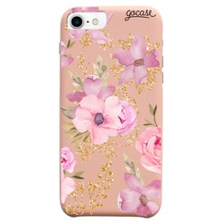 Capinha para celular Fascino Flores Royale