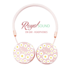 Royal Sound Headphones - Daisies (No Custom)