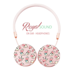 Royal Sound Headphones - Cows (No Custom)