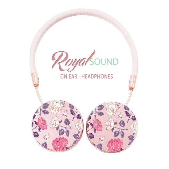 Royal Sound Headphones - Decor