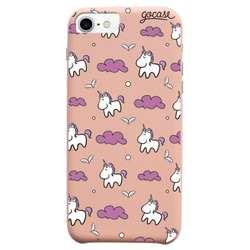 Royal Rose - Pink Unicorn Phone Case