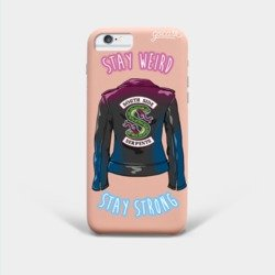 Royal Rose Stay Strong Phone Case