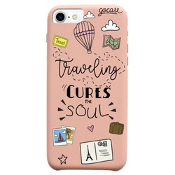 Royal Rose Traveling Phone Case