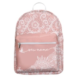 Mochila Gocase Bag - Renda Manuscrita