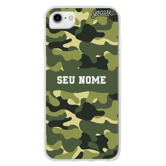 Camuflagem Militar Personalizada