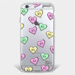 Capinha para celular Não No Coração