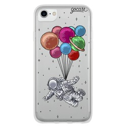 Astronauts and Planets Phone Case