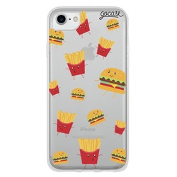 Burgers and Fries Phone Case