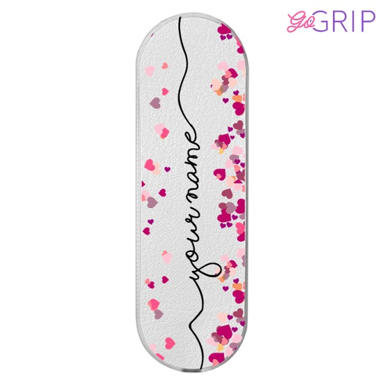 GoGrip - Hearts Handwritten