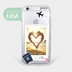 Travel - Wallet Phone Case