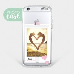 True Love - Wallet Phone Case