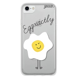 Eggxactly Phone Case