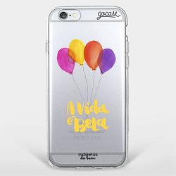 Capinha para celular A Vida é Bela