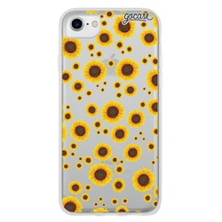 Small Sunflower Phone Case