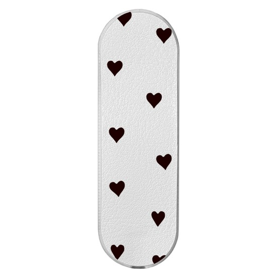 GoGrip - Pattern Black Hearts