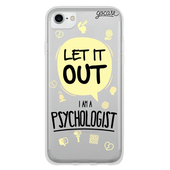 Let It Out I'm a Psychologist