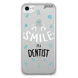 Smile I'm a Dentist Phone Case
