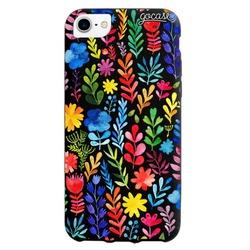 Black Case - Multicolor Phone Case
